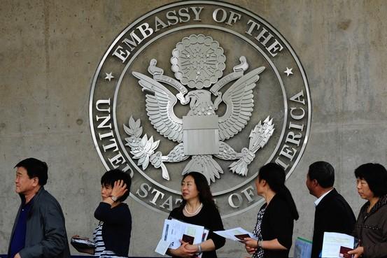 一个美国签证被撤销的申请人的故事